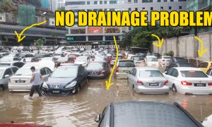 """Kuala Lumpur has A Good Drainage System,"" Says Mayor - World Of Buzz 1"