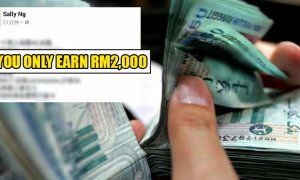 "Malaysian Girl Says ""40-Year-Old Man Earning RM2,000 a Month is Worse Than a Bangla"" - World Of Buzz 4"