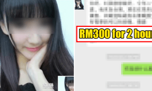 "Malaysian Man Gets Scammed by Pretty Girl When Using WeChat's ""People Nearby"" Function - World Of Buzz 5"