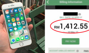 Malaysian Man Left in Debt after Signing up Iphone 7 for Friend - World Of Buzz