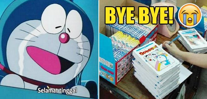 Malaysians Bid a Tearful Farewell to Doraemon, the Beloved Robot Cat from Our Childhood - World Of Buzz 9