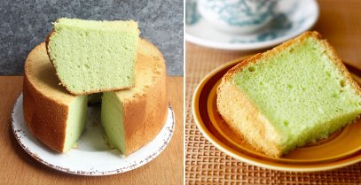 Malaysia's Pandan Cake Listed in CNN's Cakes of the World, But They Think It's from Singapore Too - World Of Buzz 5