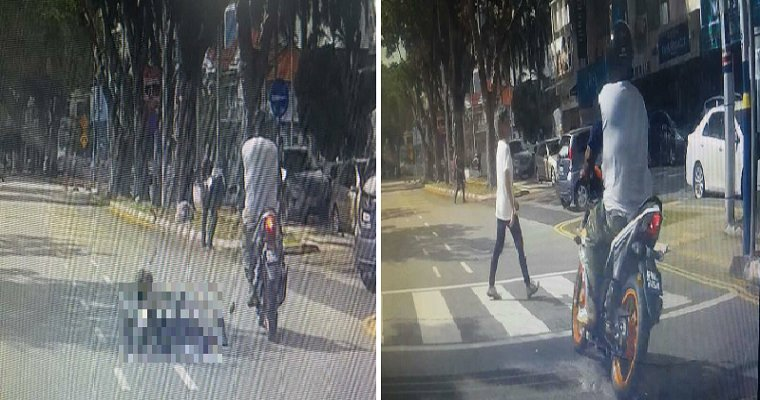 Penang Woman Dies from Hit-and-Run Accident, Police Says They Have Identified Suspect - World Of Buzz 3