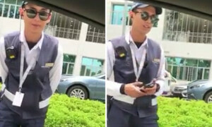 S'porean Upset at Police because Can't Illegal Park, Plays Race and Religion Card - World Of Buzz 5