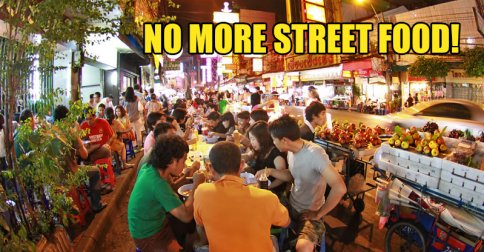 Street Food Stalls in Bangkok are Getting Shut Down for Good! - World Of Buzz 2