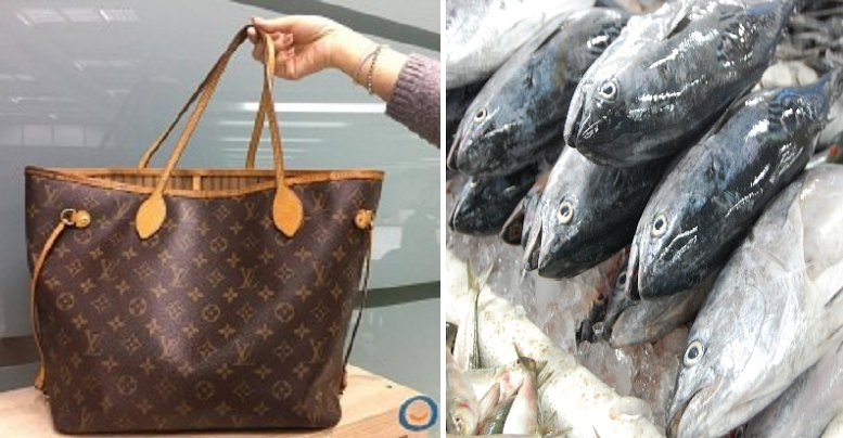 Taiwanese Girl Buys LV Bag for Grandmother Who Uses It to Buy Fresh Fish - World Of Buzz