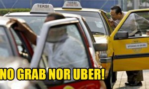 Taxi Founder Urges Spad To Go After Grab And Uber Passengers To Stop The Business - World Of Buzz 5