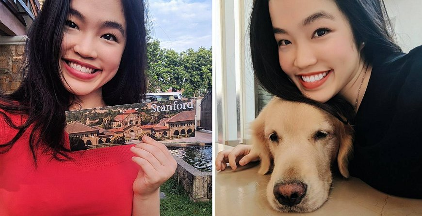 This Girl from Petaling Jaya Just Got Into Harvard, Stanford, and Cambridge - World Of Buzz 1