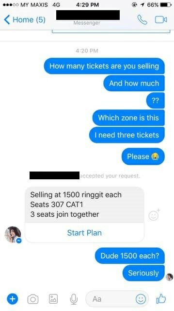 Ed Sheeran's KL Concert Tickets Sold Out, Gets Resold At Ridiculous Prices - World Of Buzz 1