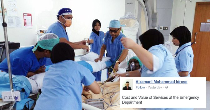 Malaysian Doctor Reveals Cheap Medical Fees We had Taken for Granted All Along - World Of Buzz