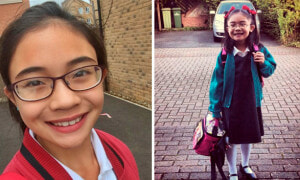Filipino Girl Rejected by UK School Scores IQ Higher than Einstein's and S. Hawking's - World Of Buzz 5