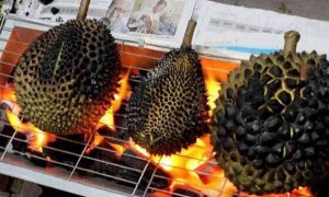 Grilled Durian Making an Appearance on Facebook Gets Durian Lovers in a Frenzy - World Of Buzz 5