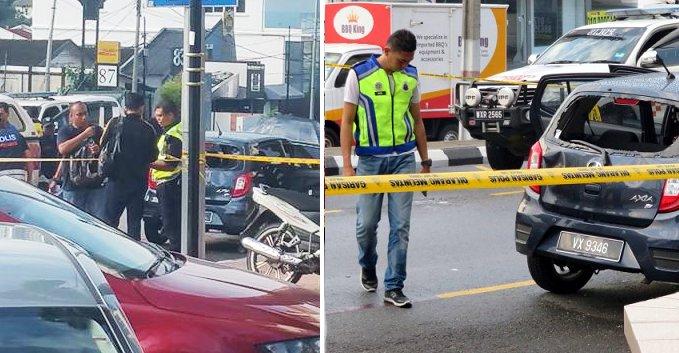 Huge Fight Breaks Out in Jalan Telawi, Bangsar, 21 People Arrested - World Of Buzz 3