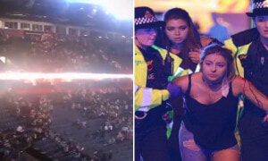 Malaysian at Manchester Ariana Grande Concert Shares Her Terrifying Experience - World Of Buzz 2