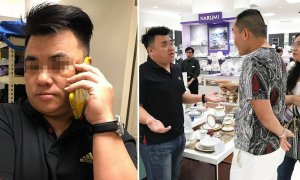 Malaysian Couple Who Conned RM148,000 Arrested in Singapore Shopping Mall - World Of Buzz