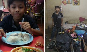 Malaysian Guy Shares Shocking Photos of Poor Kid, Has Everyone Clamouring to Donate - World Of Buzz 5