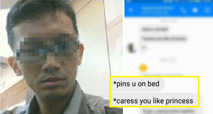 Malaysian Lady Exposes Pervert Who Preys On Young, Petite And Naive Girls - World Of Buzz