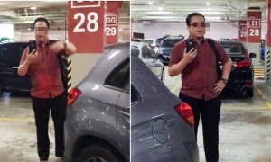 "Malaysian Shares Frustrating Experience of Man ""Human Parking"" in 1 Utama - World Of Buzz"