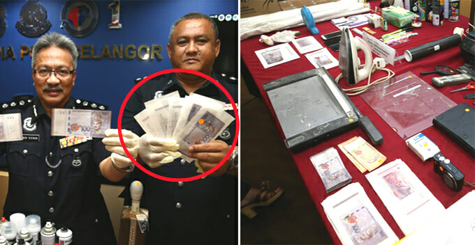 Malaysians Advised to be Aware of Fake Notes That are Circulating in Klang Valley - World Of Buzz 1