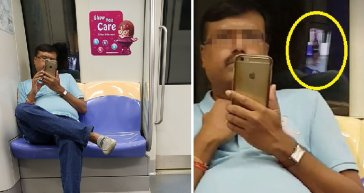 "Pervert Gets Caught Recording Singaporean Woman, Says ""She is Like My Sister"" - World Of Buzz 3"