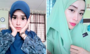 Pretty & Sporting Ustazah has Everyone Wishing They had Similar Teachers in School - World Of Buzz