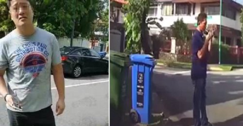 """""""Singaporean Chinese Motherf*cker!"""" - Korean Man Curse at Uber Driver Over Dispute - World Of Buzz"""