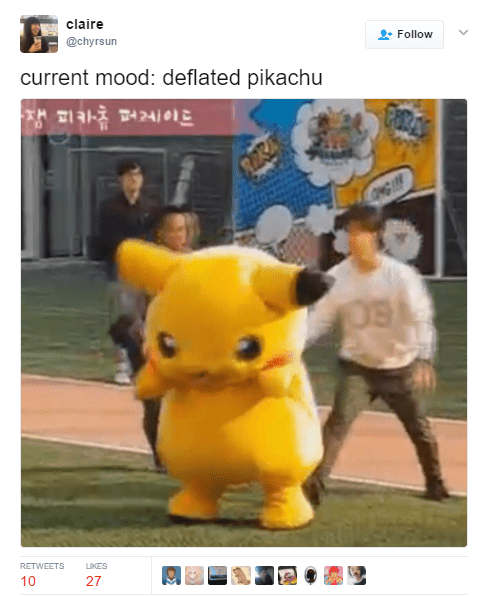 Video of Pikachu Dance Gone Wrong Goes Viral - World Of Buzz 5