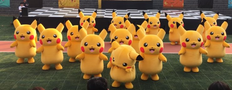 Video of Pikachu Dance Gone Wrong Goes Viral - World Of Buzz
