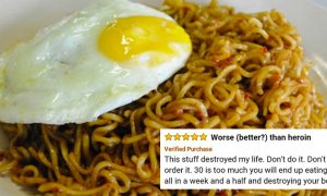 Westerners Hilariously Reveal How Much They Love Indomie On Amazon - World Of Buzz