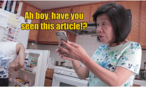 11 Things Malaysian Parents Do on the Internet - World Of Buzz