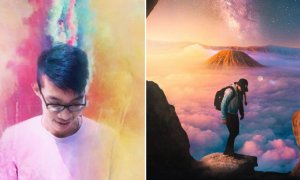 19yo Medic Student from Penang Creates Stunning Images After Learning Photoshop by Himself! - World Of Buzz 3