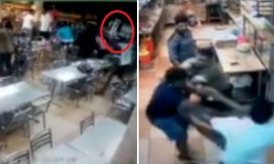 Brawl Breaks Out at Famous Nasi Kandar Restaurant in Penang - World Of Buzz 4