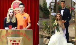 Chinese Man Impresses French Woman with Wushu Skills, Now They're Married - World Of Buzz 6