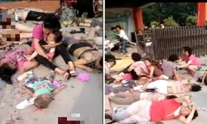Deadly Explosion Occurs Outside Chinese Kindergarten, Causes At Least 8 Fatalities - World Of Buzz 3