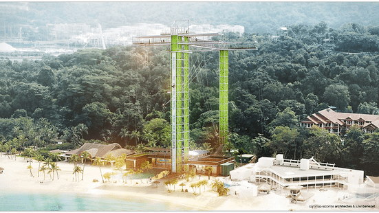 Experience the Thrill of Bungy Jumping Off a 50m Tower and More in Sentosa This August! - World Of Buzz