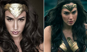 Filipino Man Dresses as Wonder Woman, Even Impresses Gal Gadot - World Of Buzz 7