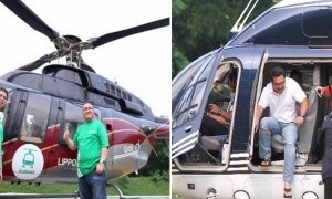 Grab Tests New Service GrabHeli in Jakarta, Allows Customers to Ride on Helicopters - World Of Buzz 2