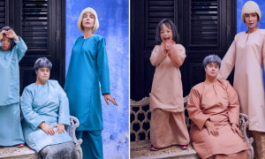 Inspiring Malaysian Designer Used Models with Down Syndrome for Their Raya Campaign - World Of Buzz 6