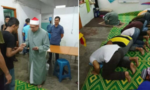 Inspiring Malaysian Mufti Prays with Muslim Drug Addicts and Transgenders for Ramadhan - World Of Buzz 3