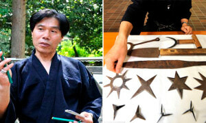 Japan's Last Ninja Trains in Ninjutsu Decides to Let the Art of Ninja Dies With Him - World Of Buzz