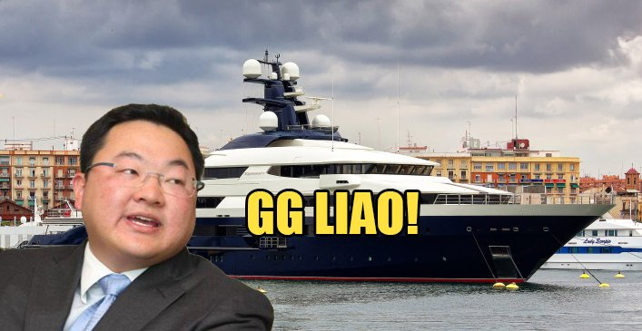 Jho Low Chills on Luxury Yacht as He Hits Headlines for Stealing 1MBD Funds - World Of Buzz