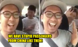 Malaysian GrabCar Driver Pokes Fun and Curses Chinese Tourists on Camera Goes Viral - World Of Buzz