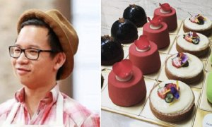Malaysian Masterchef Asia Runner Up Opens His Own Desserts Café in D'sara Utama! - World Of Buzz 1