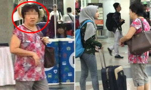 Malaysian Netizen Exposes Conman Cheating Money From Travellers in KL Sentral - World Of Buzz