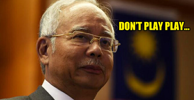 Malaysian Netizen Jailed and Fined for Insulting PM Najib on Facebook - World Of Buzz