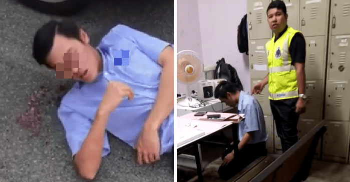 Pervert Arrested After Caught Trying to Grab Girls' Private Parts in Shopping Mall - World Of Buzz 6