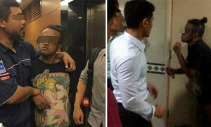 Pervert Hides Inside Female Toilet For 6 Hours, Busted in City Square Johor - World Of Buzz