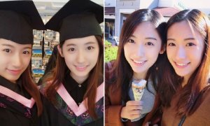 Pretty Chinese Twins Get Famous for Graduating From Harvard in Just One Year! - World Of Buzz 4