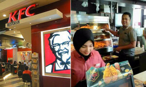 Selfless KFC Staff Didn't Charge Malaysian Man Buying Food for Orphans - World Of Buzz