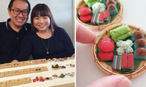 Singaporean Couple Makes the CUTEST Foods Ever But They're NOT Edible! - World Of Buzz